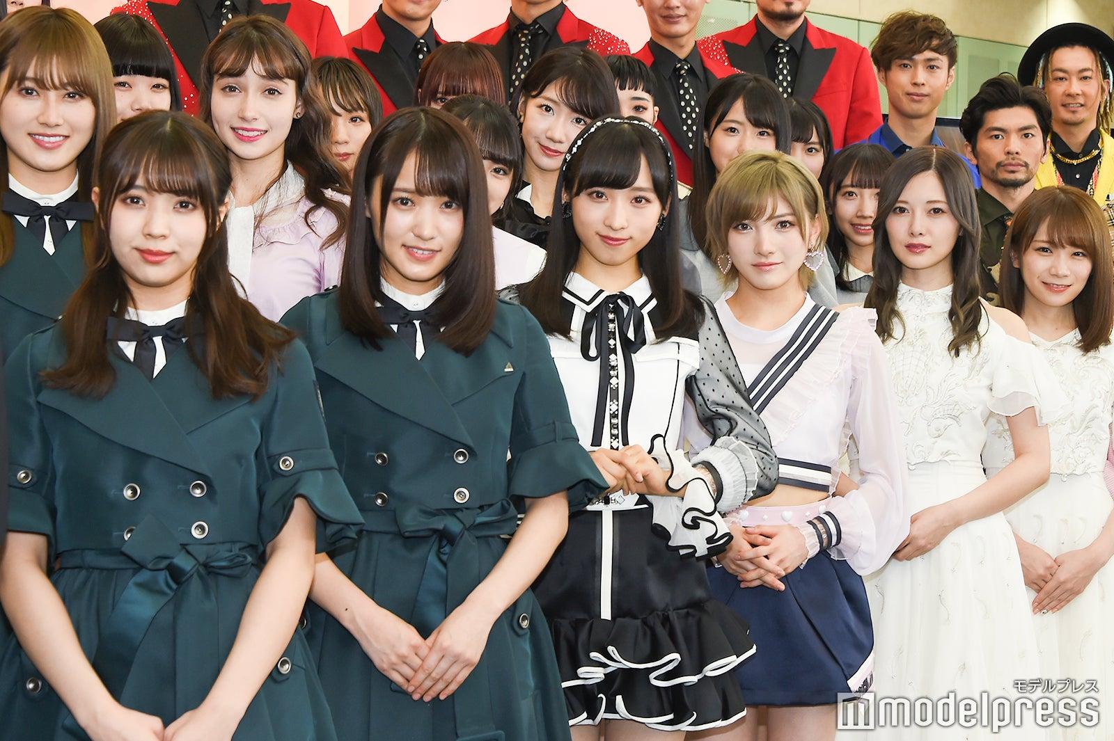 【画像】 AKB代表と乃木坂代表と欅坂代表がガチ対決した結果wwwwwwwwwwwwwwwwwwwwwwww