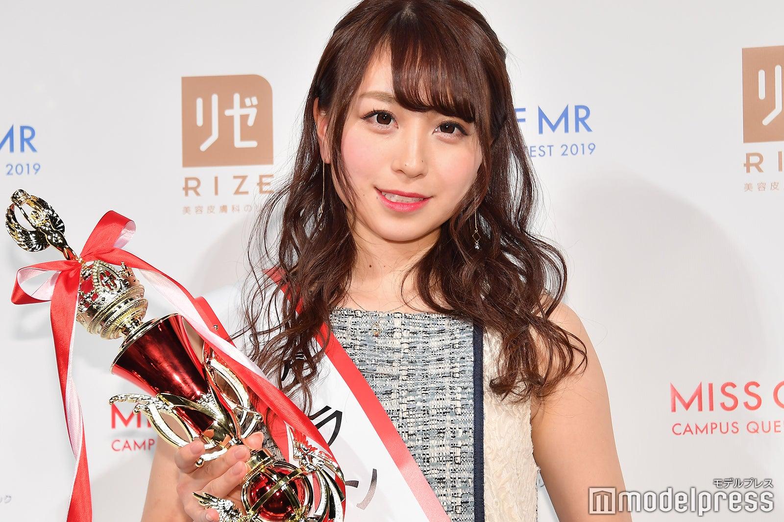 【快挙】「日本一美しい女子大生」決定!元SKE48・中村優花さんがグランプリ&4冠