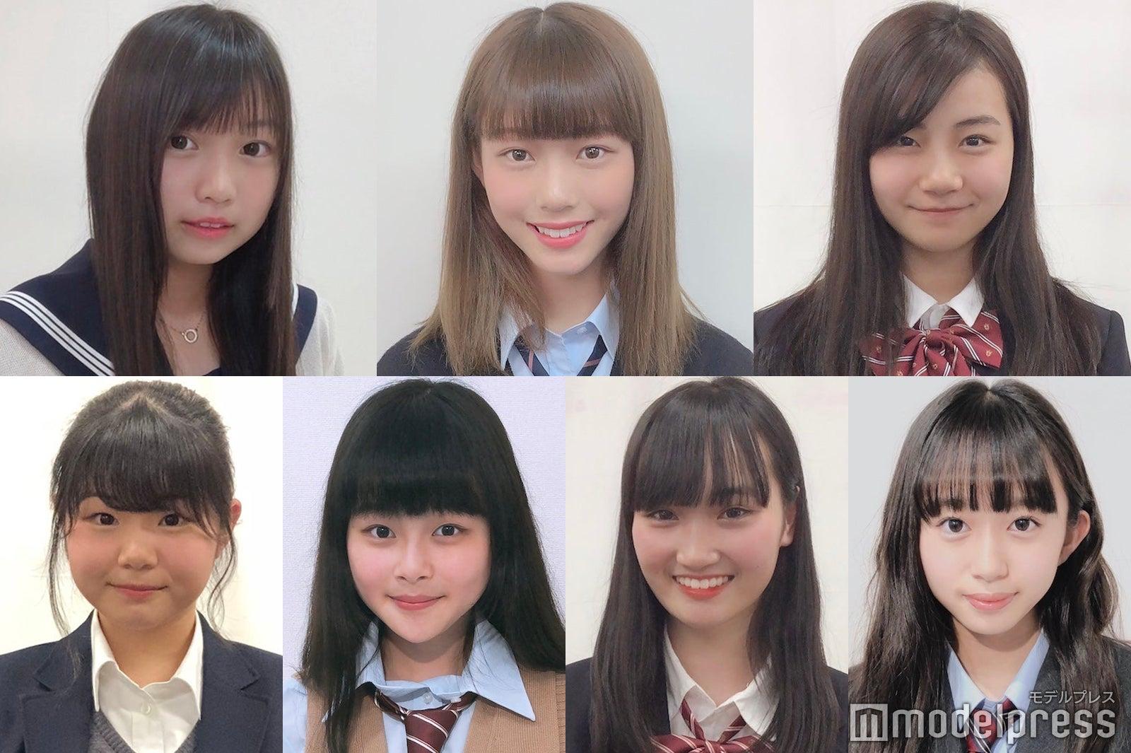 【速報】日本一かわいい高校一年生「高一ミスコン2019」 上位7人中間発表!