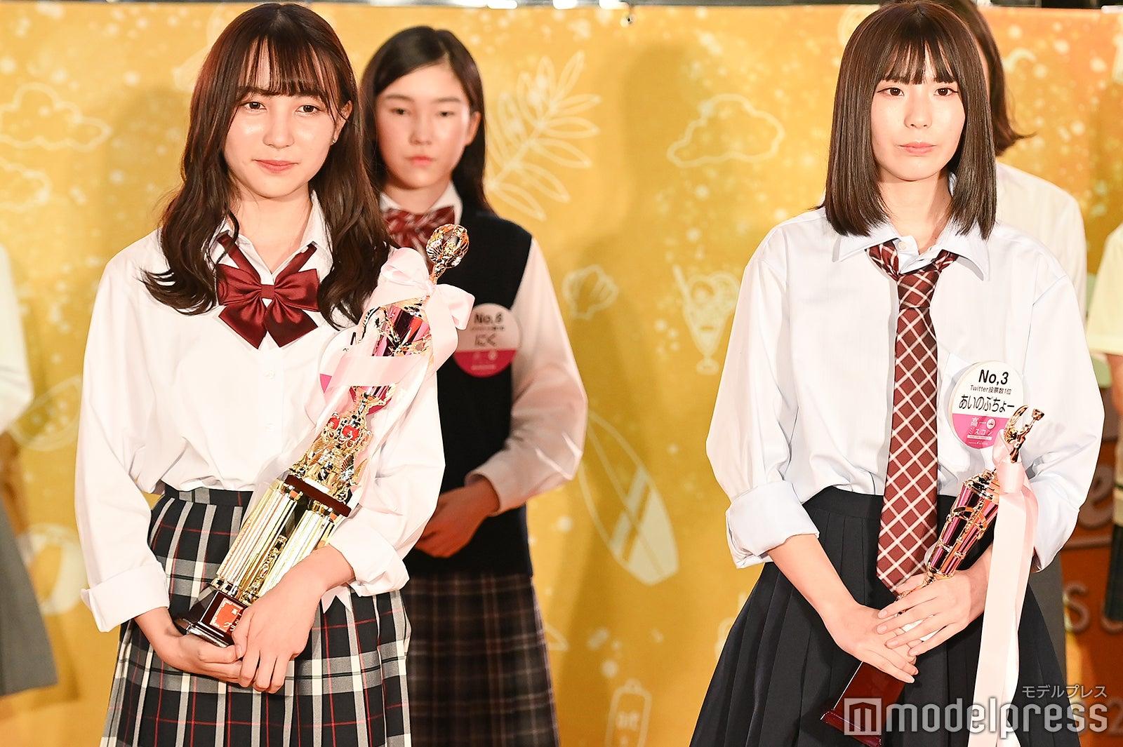 【画像】日本一可愛い女子高生を決める「高一ミスコン2020」のベスト8がこちらwwww