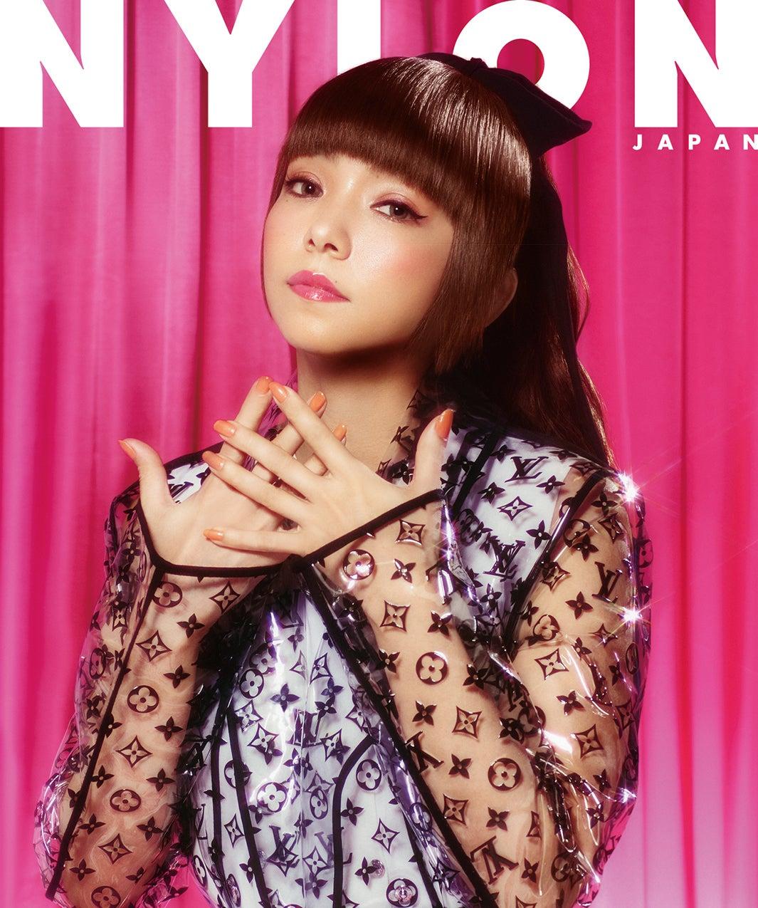 安室奈美恵、前髪ぱっつんドーリー姿が可愛すぎ