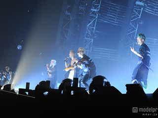 "DOBERMAN INFINITY「SAY YEAH!!」で観客と一体に ""飛び跳ねっぱなし""の新曲も披露"