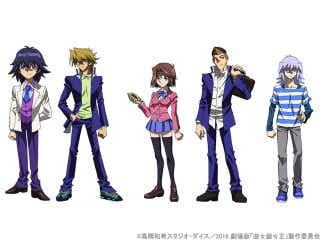 ジャンプフェスタ『遊☆戯☆王』ステージに風間俊介、津田健次郎、高橋和希先生が登場