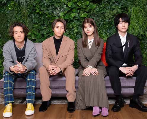 THE RAMPAGE神谷健太・桜田通ら、馬場ふみか主演「3Bの恋人」全キャスト一挙解禁