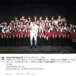 モデルプレス - JKT48の支配人が急死 メンバーの仲川遥香がコメント