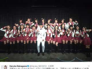 JKT48の支配人が急死 メンバーの仲川遥香がコメント