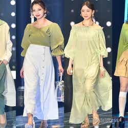 """モデルプレス - 【ファッション業界注目】""""ピスタチオカラー""""でつくる今季の旬顔スタイル<2020S/S>"""