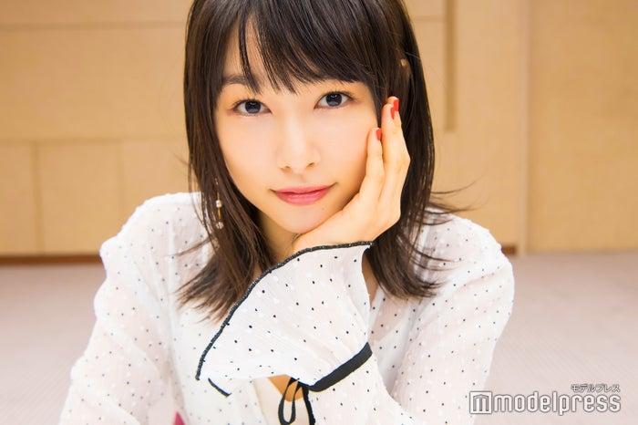 モデルプレスのインタビューに応じた桜井日奈子(C)モデルプレス