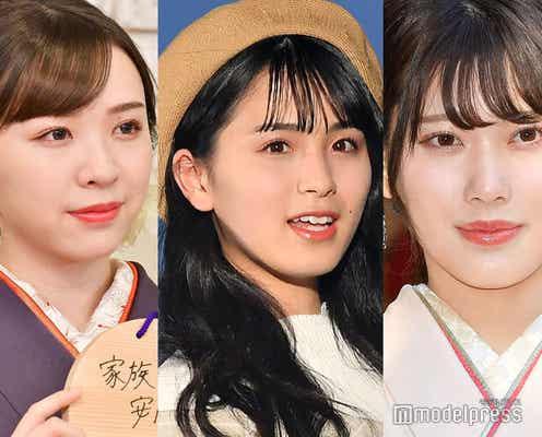 乃木坂46卒業の伊藤純奈・大園桃子・渡辺みり愛、ブログ閉鎖日決定