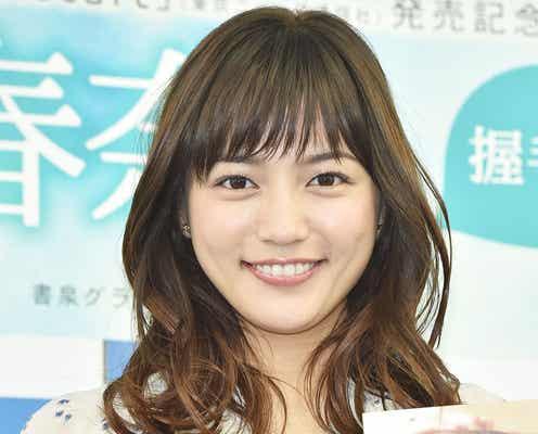 川口春奈、報道陣からのお願いをバッサリ「簡単には見せません!」