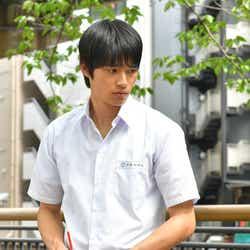 岡田健史/「中学聖日記」(C)TBS