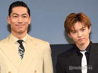 EXILE AKIRA、佐藤大樹の絶賛に照れ笑い「後輩に優しくすると良いことがある」<SSFF & ASIA 2019>