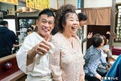 柳沢慎吾、『ふぞろいの林檎たち』で夫婦役演じた中島唱子と奇跡の共演
