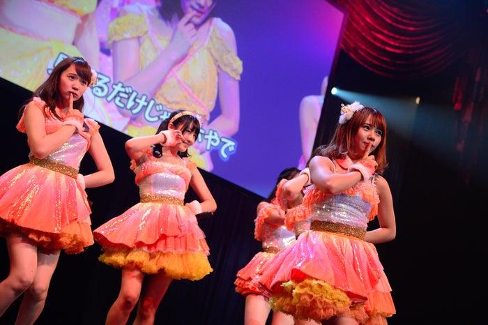 NGT48「AKB48グループ同時開催コンサートin横浜~来年こそランクインするぞ決起集会~」(C)AKS