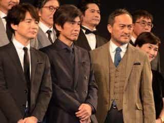佐藤浩市&渡辺謙、原発事故扱う映画を世界へ 『Fukushima 50』に万感