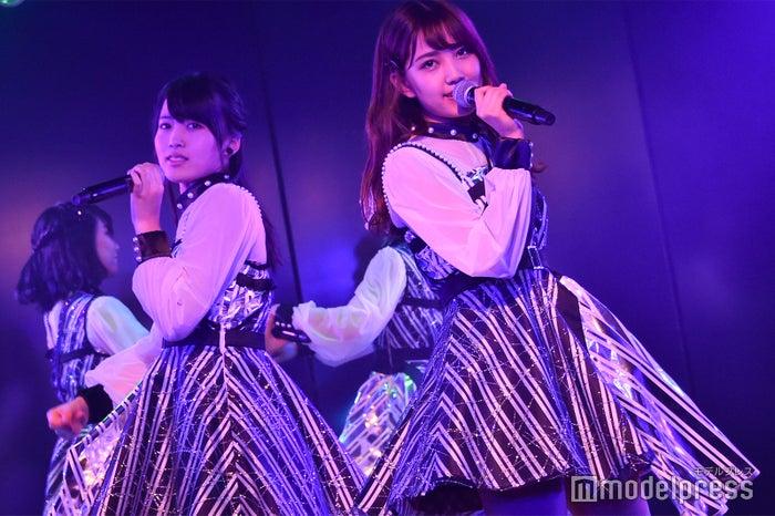 岡部麟、加藤玲奈/AKB48岡部チームA「目撃者」公演(C)モデルプレス