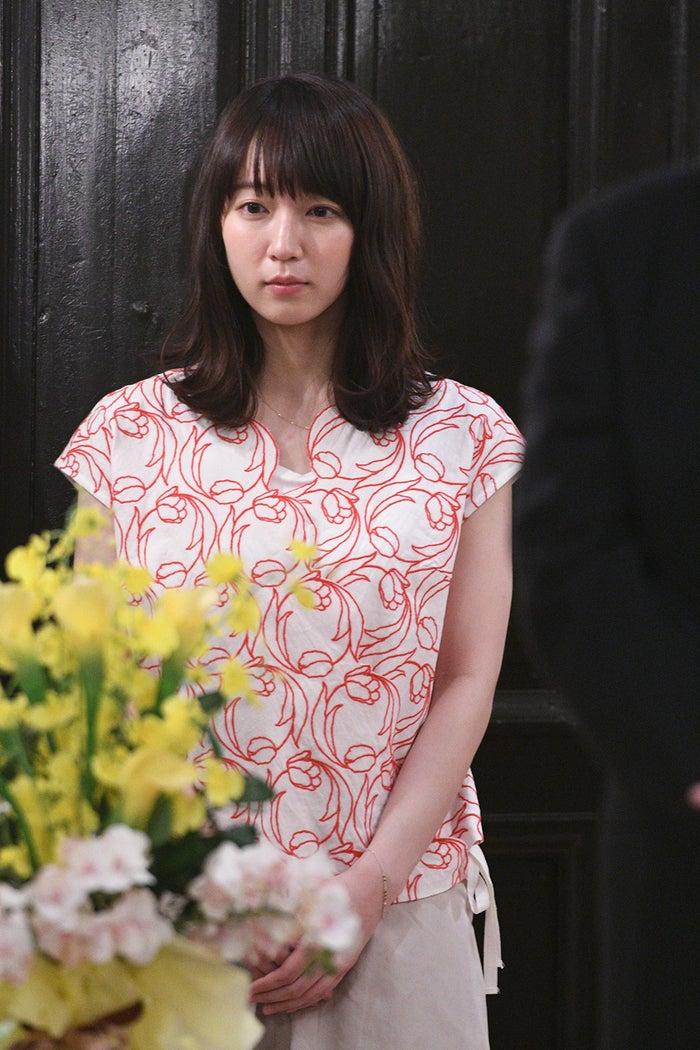 吉岡里帆「ごめん、愛してる」第1話より(画像提供:TBS)