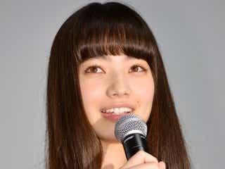 注目の美女・小松菜奈、緊張し過ぎて本音ポロリ「怖かった」