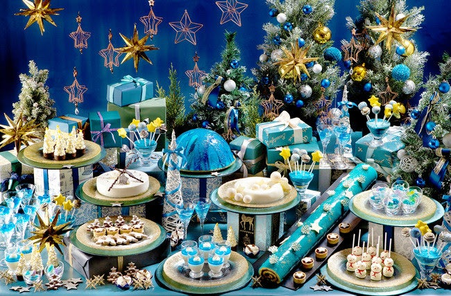 Sparkle ☆ Christmas/画像提供:ヒルトン福岡シーホーク