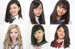 「女子高生ミスコン2017-2018」中国・四国予選の候補者一部