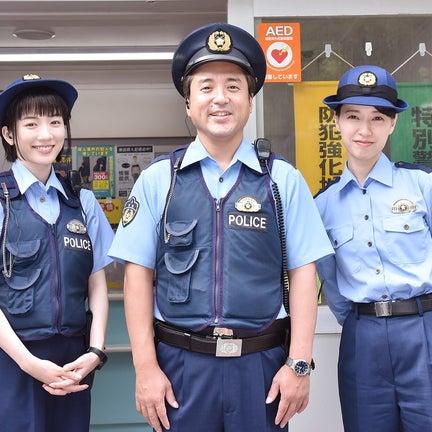 ムロツヨシ、戸田恵梨香&永野芽郁に囲まれクランクイン「2人に癒されていました」<ハコヅメ~たたかう!交番女子~>
