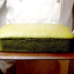OMATCHA SALON×台湾カステラ米米の抹茶黒豆カステラ登場、生クリームサンドも