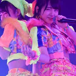 「ツンデレ!」安田叶、田口愛佳/AKB48柏木由紀「アイドル修業中」公演(C)モデルプレス