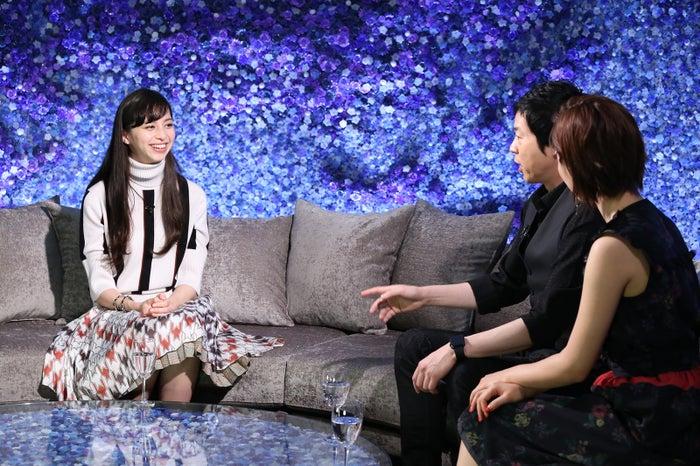 (左から)中条あやみ、今田耕司、瀧本美織/画像提供:日本テレビ