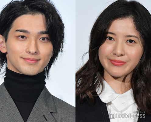 吉高由里子&横浜流星、再会に喜び「とても幸せです」2020年振り返る<きみの瞳が問いかけている>