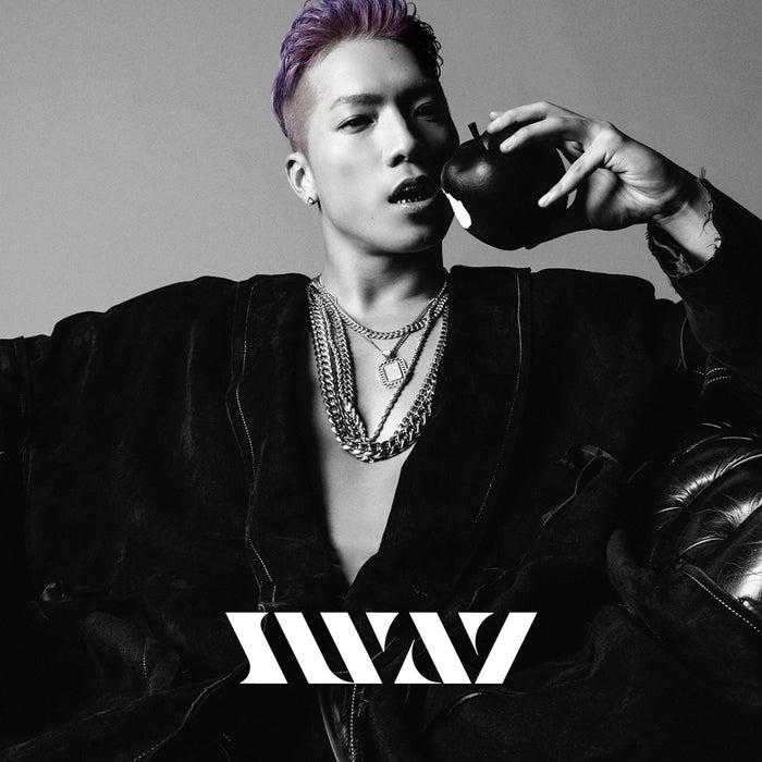SWAY「MANZANA」(11月1日発売)初回限定盤B (提供画像)