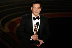 「ボヘミアン・ラプソディ」ラミ・マレック、アカデミー賞受賞「クイーンありがとう」
