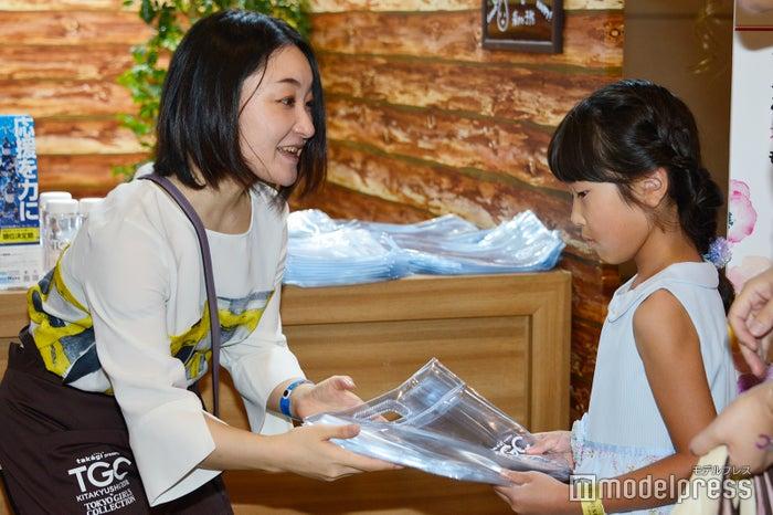 スタンプラリー参加者にはTGC北九州オリジナルクリアバッグをプレゼント (C)モデルプレス