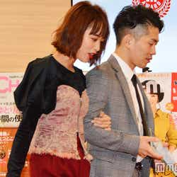 近藤千尋、太田博久 (C)モデルプレス