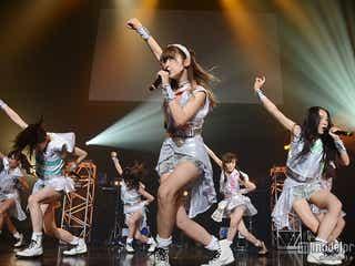 人気沸騰アイドル・GEM、ミニショーパンで美脚強調 最新曲を初披露