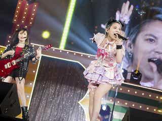 卒業発表の木下百花、メンバーのサプライズに涙 涙止まらずアンコールもやり直す<NMB48 ARENA TOUR 2017>