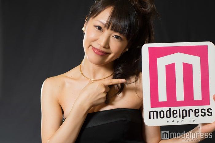 松長ゆり子(C)モデルプレス