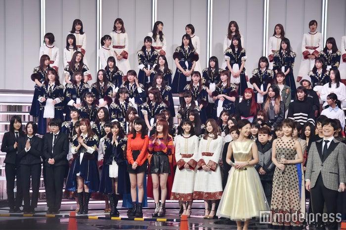 「第68回 NHK紅白歌合戦」出演者顔合わせ・セレモニー(C)モデルプレス