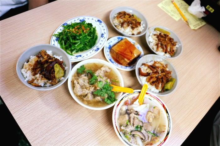 金峰魯肉飯/画像提供:所属事務所
