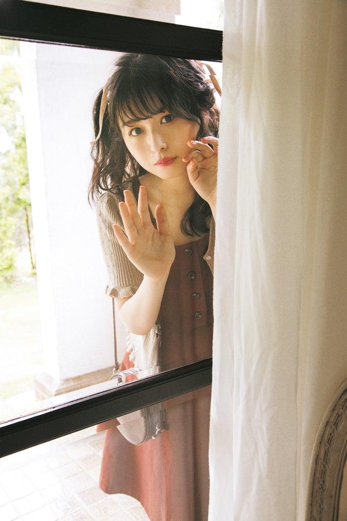 長濱ねる/雑誌「bis」9月号(写真提供:光文社)