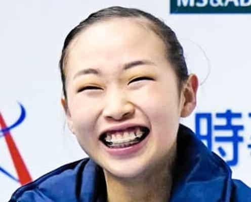 松生理乃が201.44点で中部選手権初V 3A失敗も他を圧倒