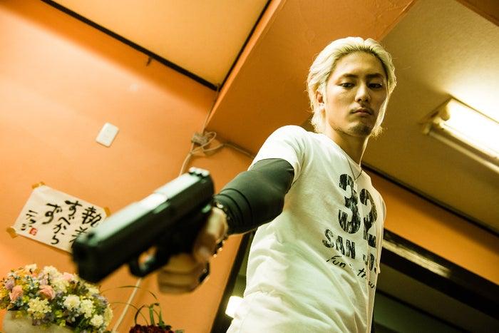 映画『全員死刑』で主演をつとめる間宮祥太朗(C)2017「全員死刑」製作委員会
