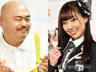 SKE48須田亜香里、クロちゃんとの恋愛ゴシップに言及 裏事情も分析