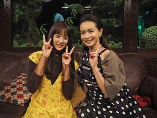 山本美月「恋愛したい」願望告白 「CanCam」先輩・長谷川京子と共演