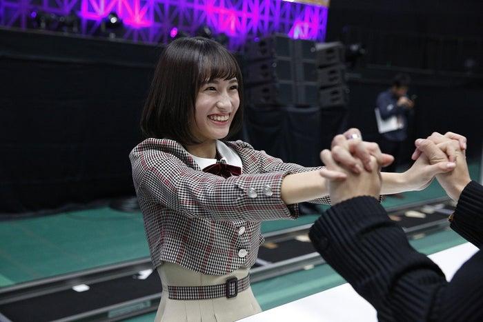 """掛橋沙耶香/乃木坂46""""4期生お見立て会""""(提供写真)"""