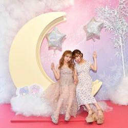 キキ&ララがファンタジックな夢の世界へ誘うアート空間「LittleTwinStars MILKYWAY MUSEUM -T A N A B A T A-」開催