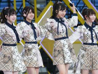 「AKB48グループ春のLIVEフェス」雨の中チーム8で幕開け