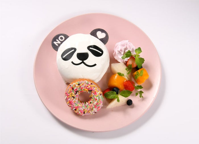Pan. K半熟パンケーキ¥1,490/画像提供:レッグス