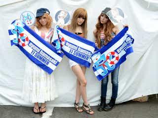 人気モデルも来場!「a-nation 10th」東京公演女子スナップレポート