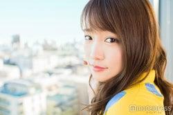 モデルプレスのインタビューに応じた川栄李奈(C)モデルプレス