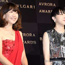 高橋尚子、MIKIKO(C)モデルプレス